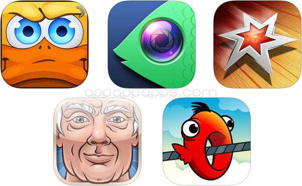 [8/7] iPhone / iPad 限時免費及減價 Apps 精選推介