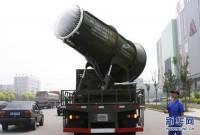 對抗空汙,中國政府當街...
