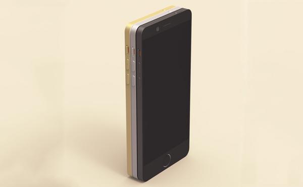 iPhone 6 最新流出: SIM 卡槽展示機身 3 種顏色