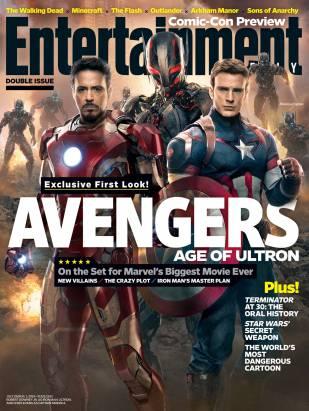 Avengers 2 官方相片、新敵人和故事首次曝光 [圖庫]