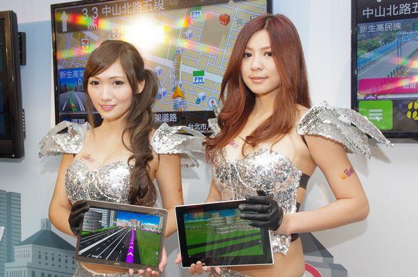 主打實境全 3D 導航與結合在地服務,樂客導航王全 3D 上市