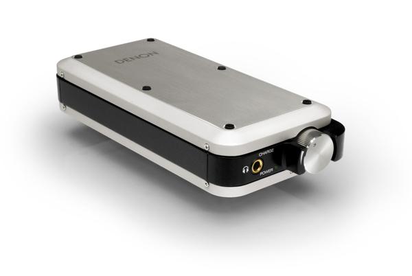 Denon 發表首款隨身 DAC 耳擴一體機 DA-10
