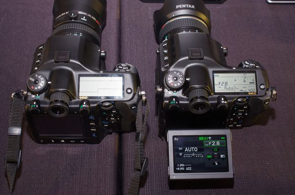 搭載全新的 50MP CMOS , Pentax 645Z 數位 120 片幅相機在台推出