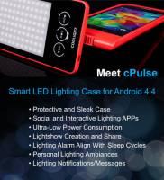 可把 Android 手機化為智慧照明的 cPulse 手機背蓋