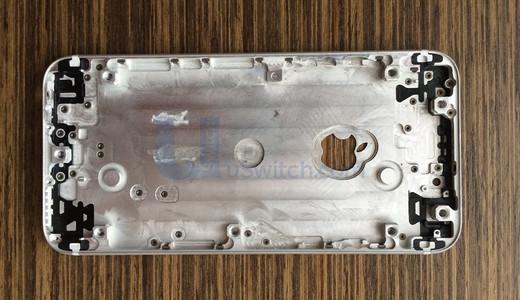 iPhone 6 將獲得會呼吸的蘋果?外媒貼出 iPhone 6 框體發現內有玄機