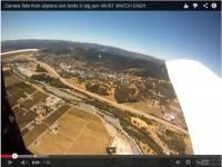 GoPro 從飛機跌下來,還拍出奇妙畫面