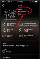知名攝影師上傳照片不慎洩露富士 X100S 後繼機種名為 X100T