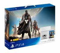 白色版 PlayStation 4 台灣 9 月 9 日開賣, Destiny 同捆版同步推出