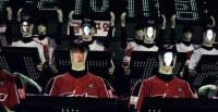 機械人取代啦啦隊 為棒球吶喊助威