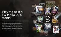 以後不用買 game EA 創新訂購模式 $5 美元任玩旗下大作