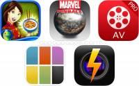 [31 7] iPhone iPad 限時免費及減價 Apps 精選推介