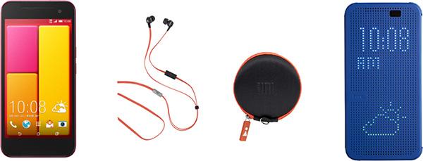KDDI 訂製版 HTC 新 J Butterfly 今日發表,具防水與景深測距功能,