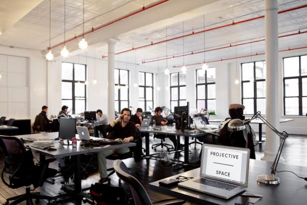 共同工作空間如何改變我們的工作模式?