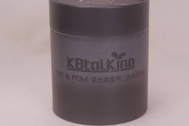 KBtalKing History T 古式透光二色成型鍵帽登場,要價790元