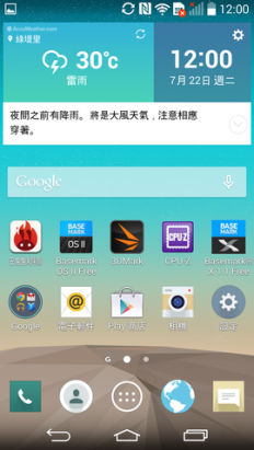 質感與體驗越顯成熟,搭載 2K 螢幕的 LG G3 動手玩
