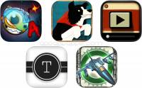 [4 8] iPhone iPad 限時免費及減價 Apps 精選推介