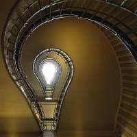 梯王?德國攝影師的樓梯攝影大集合
