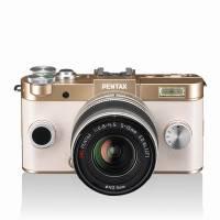 主打女性時尚市場, Ricoh Image 推出 Pentax Q-S1 可換鏡頭相機