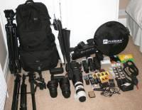 細心攝影師才會帶的 7 樣物品