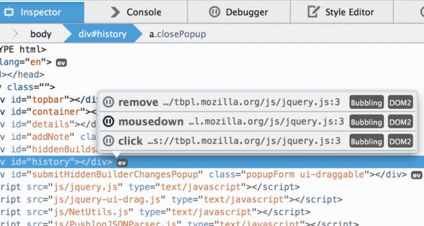 淺談 Firefox 33 開發者工具