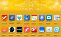 App Store 舉行工具 Apps 大減價: iPhone iPad 變實用利器