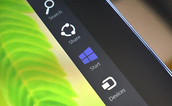 Windows 9 將移除「假開始按鈕」, 加入像 Mac 機的桌面