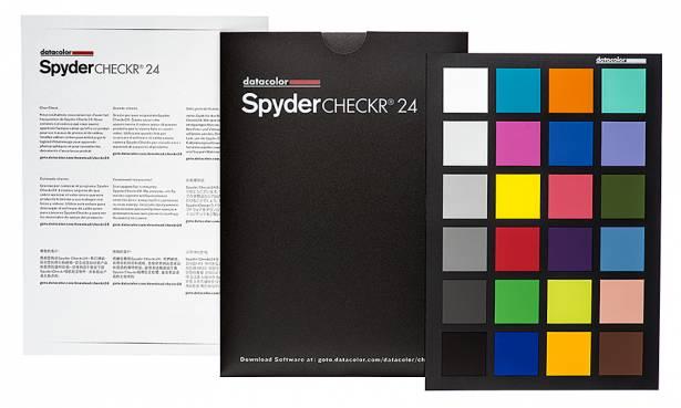 讓相機、手機的照片,色彩準確不失真,Spydercheckr 24登場