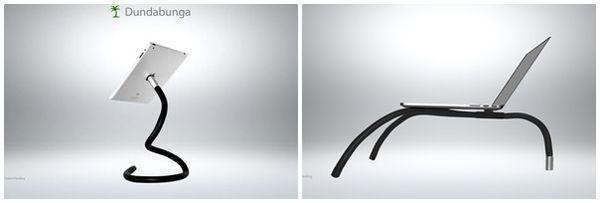 【敗家】Bungajungle專利磁力遮蔽手機/平板架,海力克士應該會很喜歡