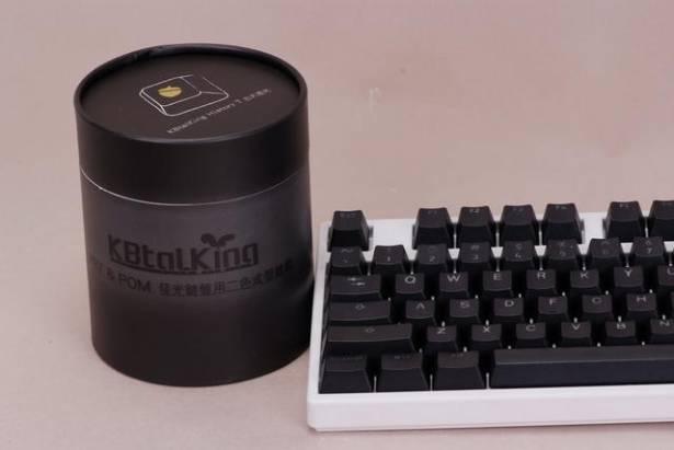 KBtalKing History T 古式透光二色成型鍵帽登場,推廣價790元