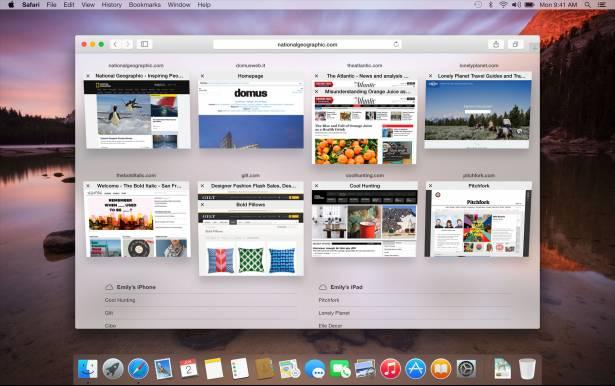 """近年最大改變的 Mac 系統: """"OS X Yosemite""""大大拉近 iOS [圖庫]"""