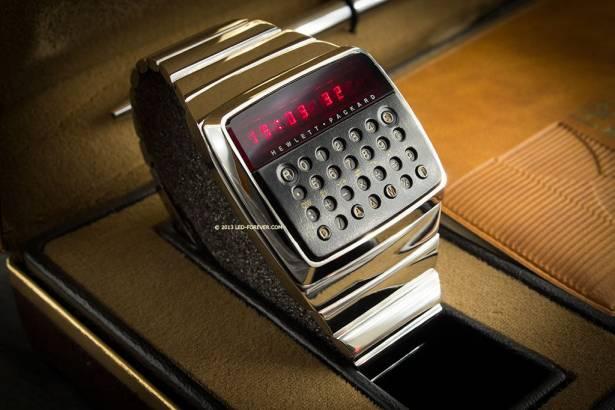 可視為智慧錶老祖宗的 HP-01 計算機手錶原型機在 eBay 高價兜售中