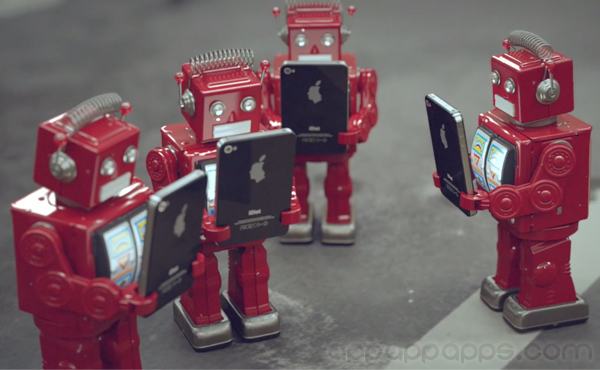 Google 竟幫忙造 iPhone? 秘密科幻機械人給富士康