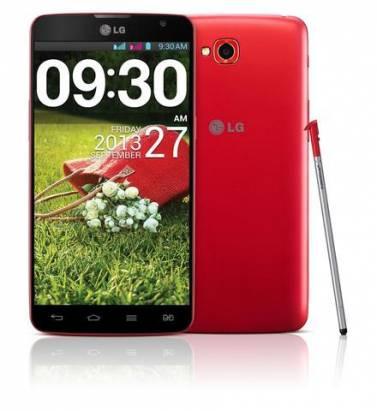 迎合農曆年與情人節氣息, LG 發表 Nexus 5 、 G2 與 G Pro Lite 三款手機紅色版本