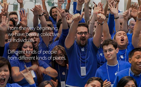 Apple 公開員工統計, 原來佔大部分都是同一類人 [影片]