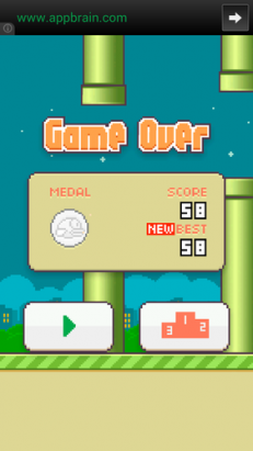 Flappy Bird 你玩到第幾關?沒得玩這裡下載吧...