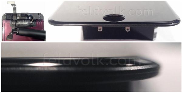 實機螢幕新相: iPhone 6 螢幕真的有彎曲