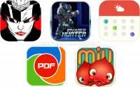 [14 8] iPhone iPad 限時免費及減價 Apps 精選推介