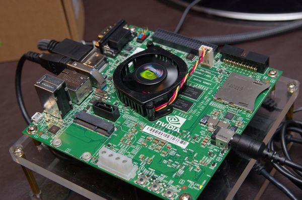 將視覺運算運用帶入嵌入式應用的入場券, NVIDIA Jetson TK1 開發平台簡介