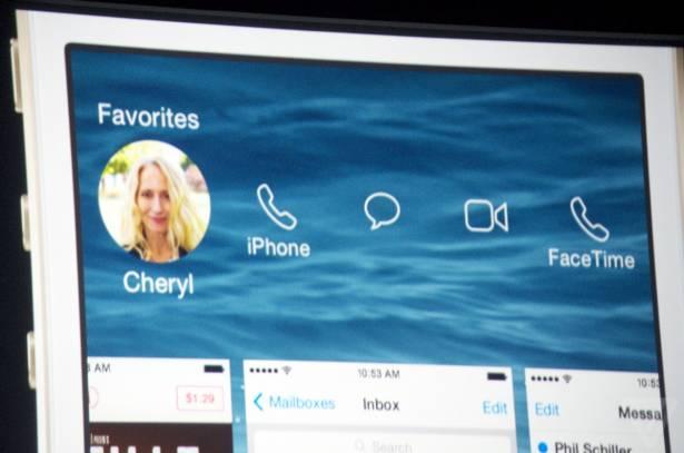 超大提升 iOS 8 界面篇: 三大新界面, 要求已久的終於成真 [圖庫]