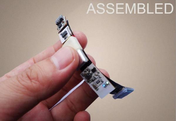 開放設計的模組化智慧手環 - Atomwear