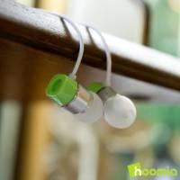 hoomia Bon 2.3 樂高積木耳機- 綠