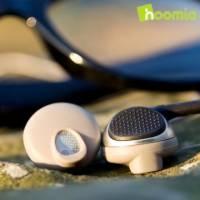 hoomia Bon 2.5高爾夫球耳機 - 黑