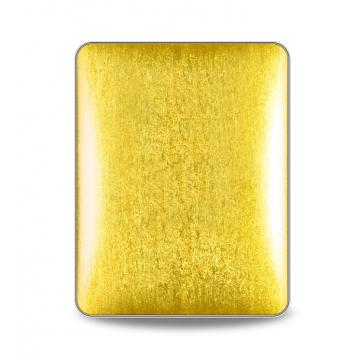iPad1-Corium Series - 玻纖背蓋-璀璨金