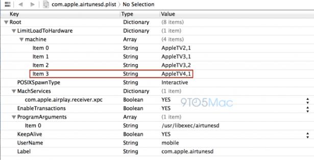 革新一代 Apple TV 確認: 原來一直隱藏在 iOS 7