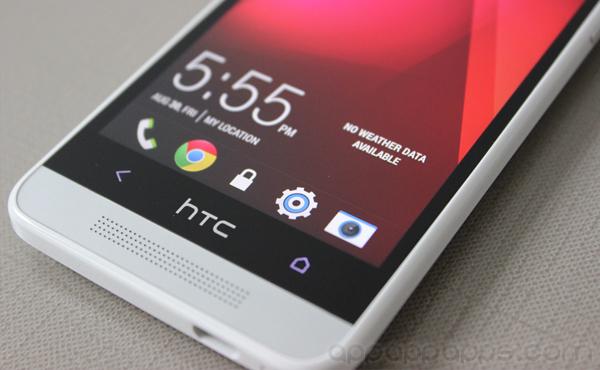 HTC今年新機: 更便宜的 HTC 電話