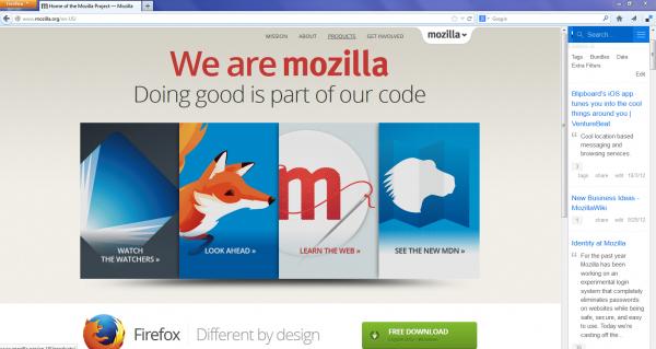 隆重介紹 Mozilla Firefox Accounts