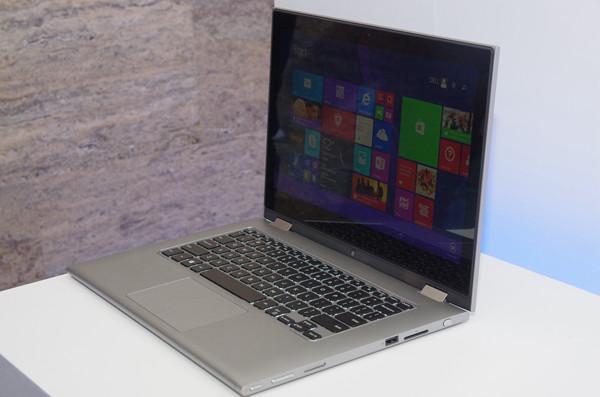 Computex 2014 : Dell 在 Computex 全球首發兩款平板、兩款二合一筆電與兩款 AIO