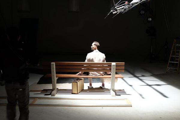 一個演員、一鏡到尾連續拍攝多個經典畫面