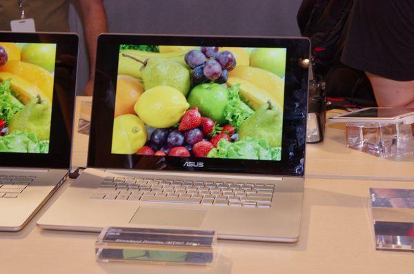 Computex 2014 :華碩展前記者會新品介紹、 ZenBook NX500 篇
