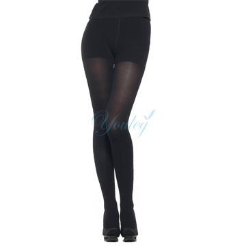 280 Den 彈性褲襪 - 黑色(二雙入)